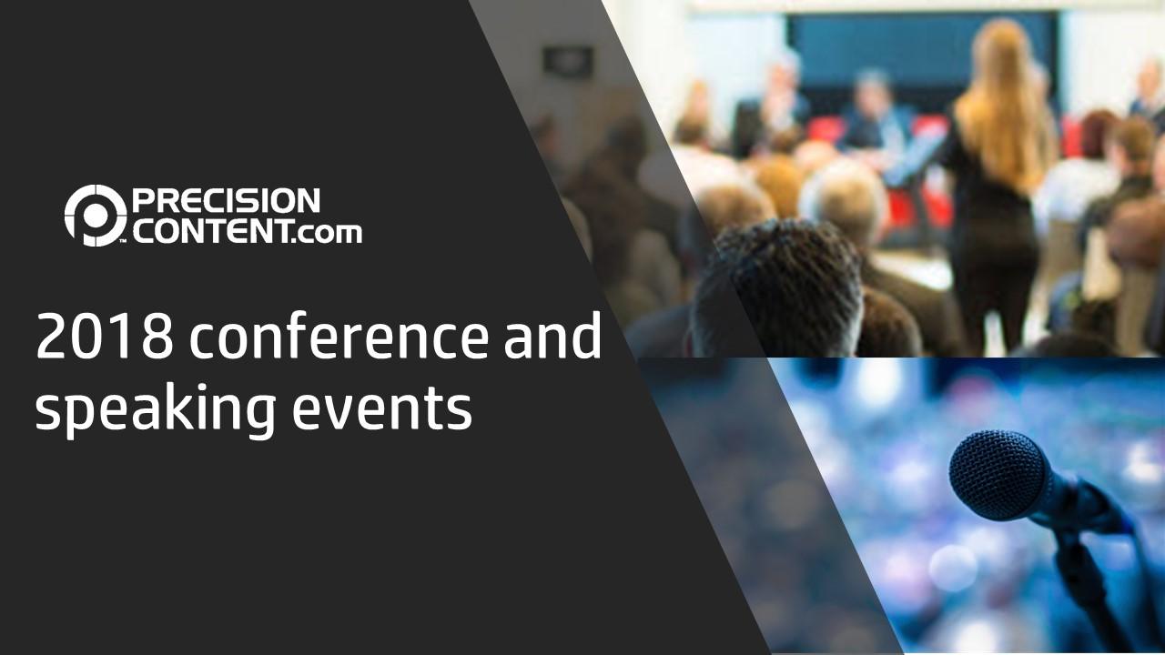 2018-conferences