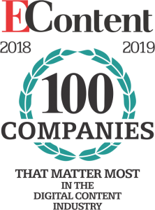 18th annual EContent list of top 100 digital companies