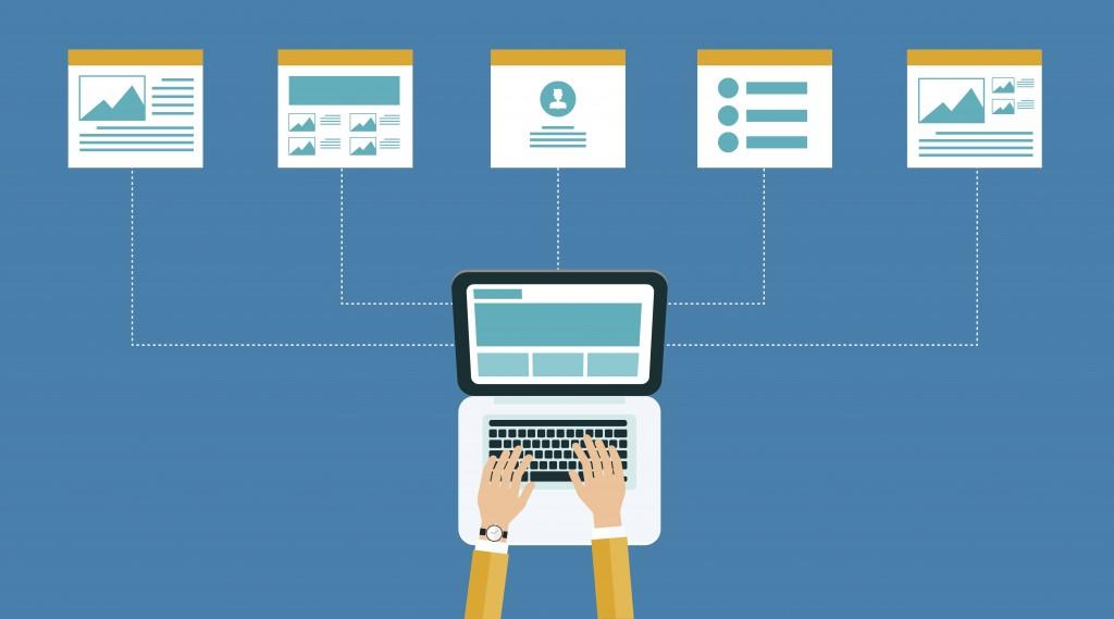 Content model facilitating multichannel publishing
