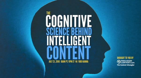 CognitiveScienceBehindIntelligentContent