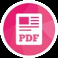 pdf-pink-circle