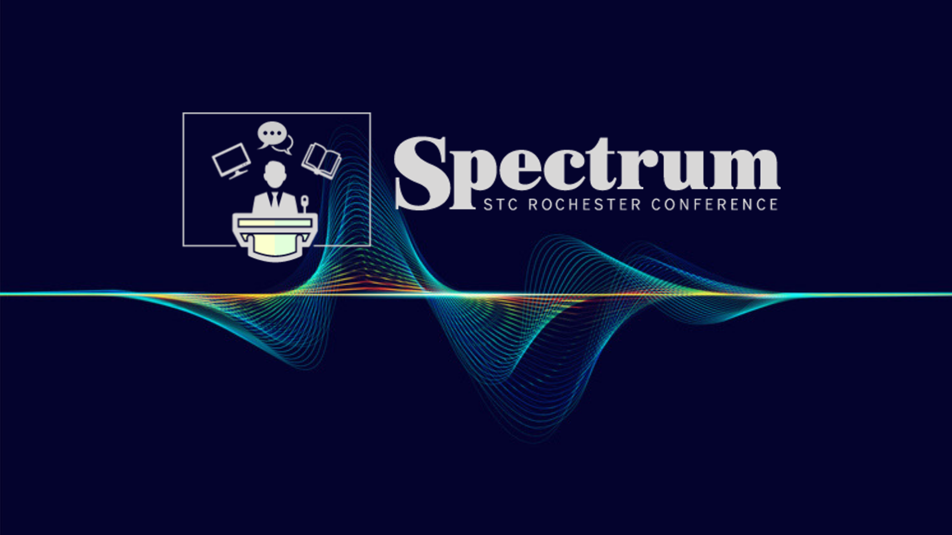 Join us at Spectrum 2020 in Rochester NY, March 21-23, 2020.
