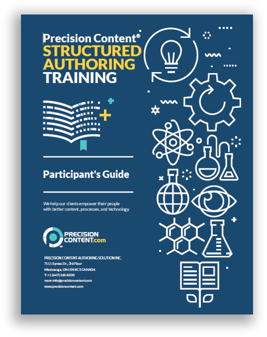 Precision Content® Participant's Guide