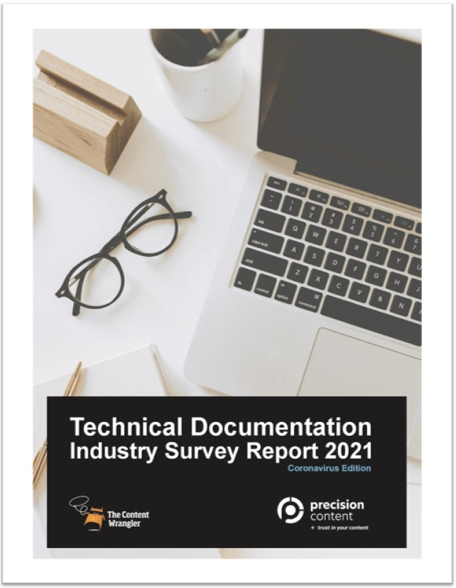 Technical Documentation Industry Survey cover