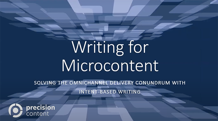Writing for Microcontent
