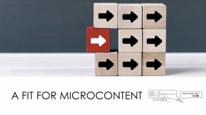 A Fit for Microcontent